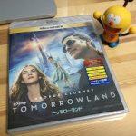 """[映画][レビュー] """"Tomorrowland"""""""