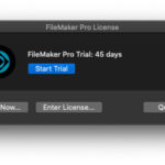 Claris FileMaker 19 をダウンロード